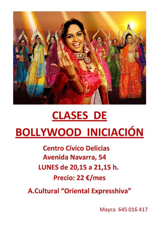 cartel_clases_bollywood