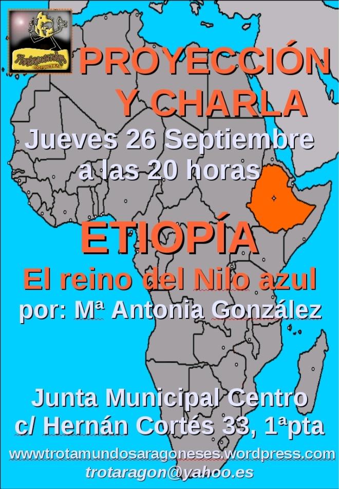 Cartel Etiopía
