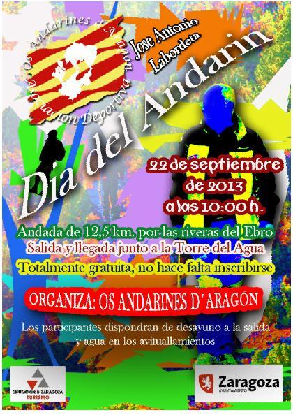 cartel Jose Antonio Labordeta