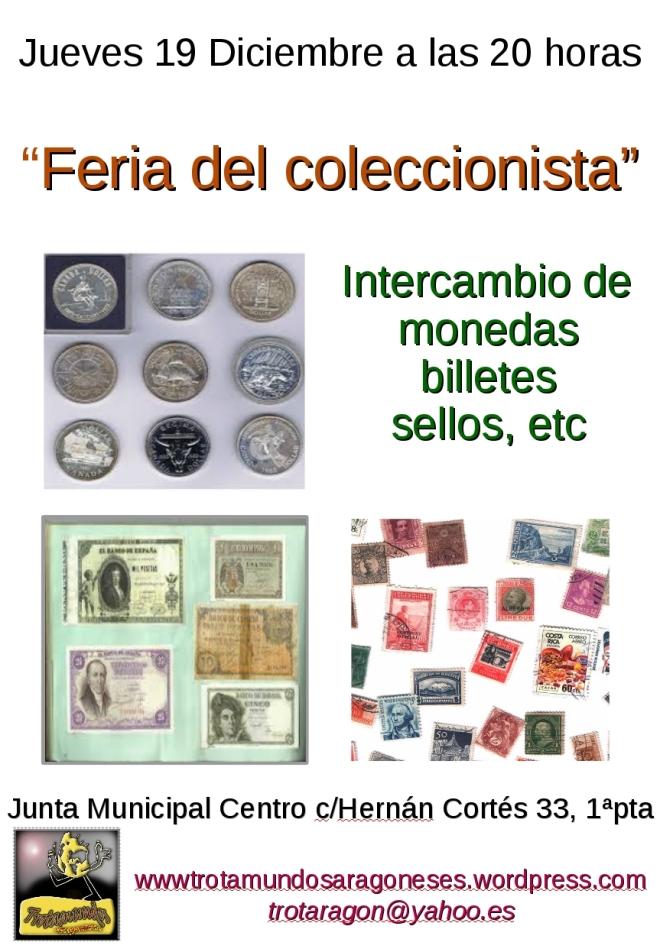 cartel coleccionistas