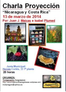 Charla Proyección Juanjo