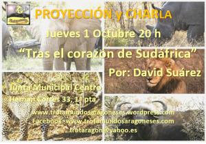 Sudafrica David Suarez 1 octubre