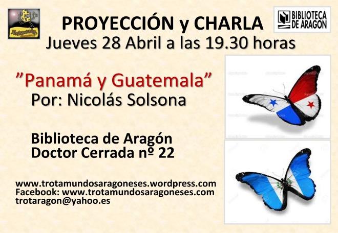 ABRIL cartel Panamá y Guatemala