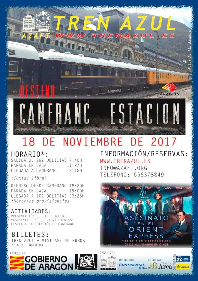 Destino Canfranc 2017P1