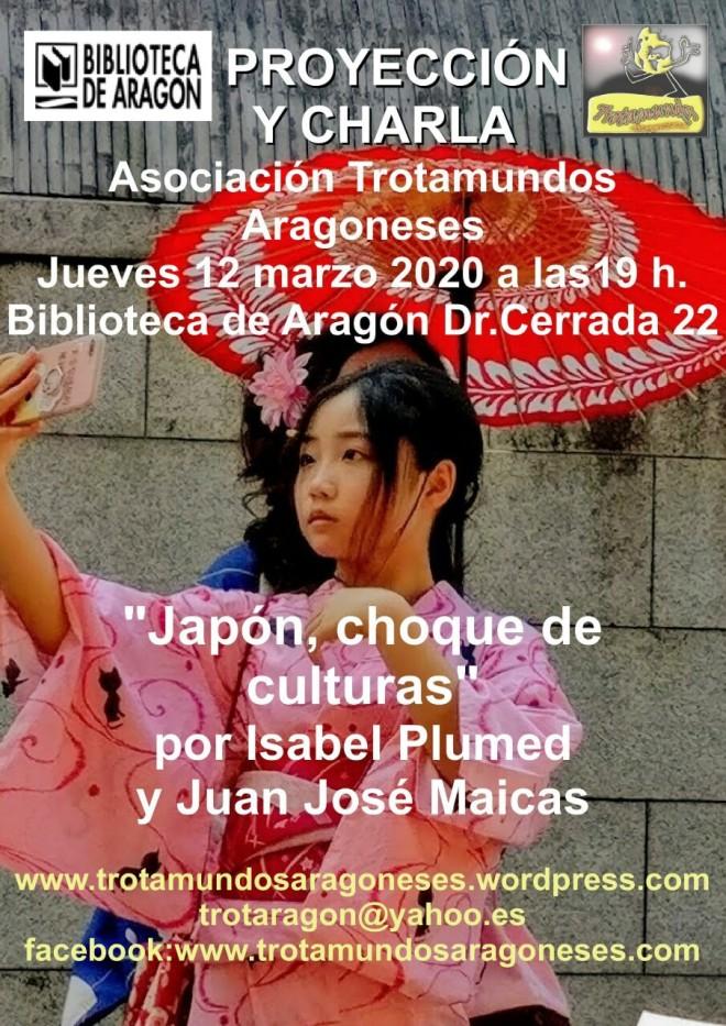 cartel Japón